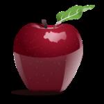 Apfel auf Thailändisch
