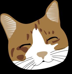Katze auf Thailändisch