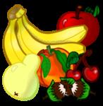 Obst auf Thailändisch