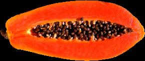 Papaya auf Thailändisch