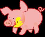 Schwein auf Thailändisch
