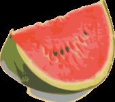 Wassermelone auf Thailändisch