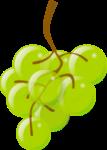 Weintrauben auf Thailändisch