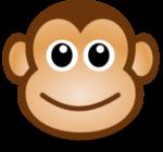 Affe auf Thailändisch