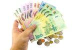 Baht - Thailändische Währung - Geld