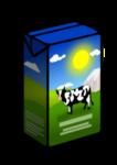 Milch auf Thailändisch