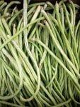 Grüne Bohnen auf Thailändisch