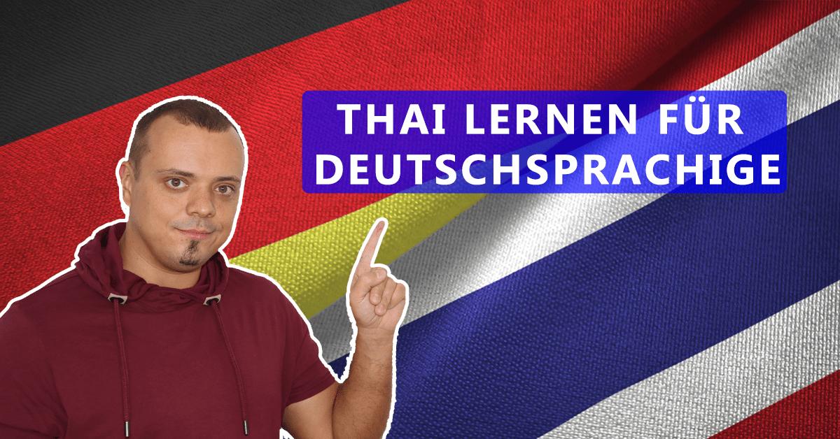 Thailändisch lernen für Deutsche