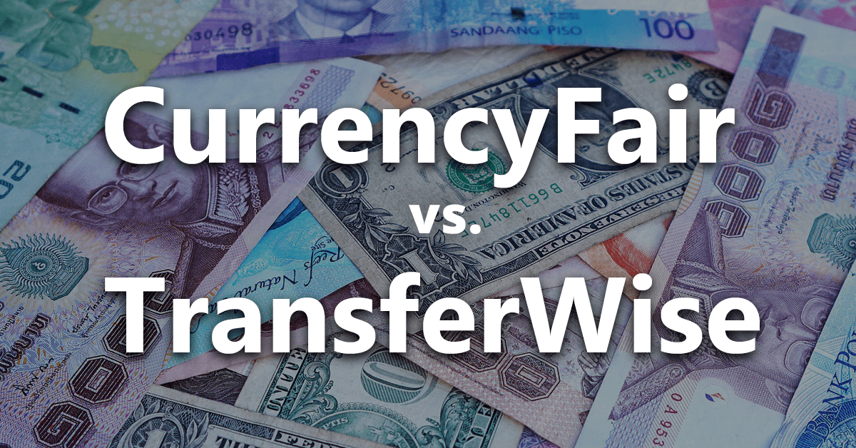 CurrencyFair vs. TransferWise