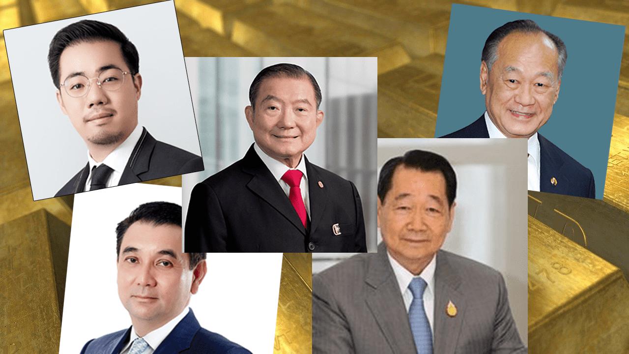 Die reichsten Thailänder 2019